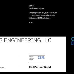 У грудні 2020 року компанією Compass Engineering, що входить до Групи компаній «Октава Капітал», офіційно підтверджено статус IBM Silver Business Partner