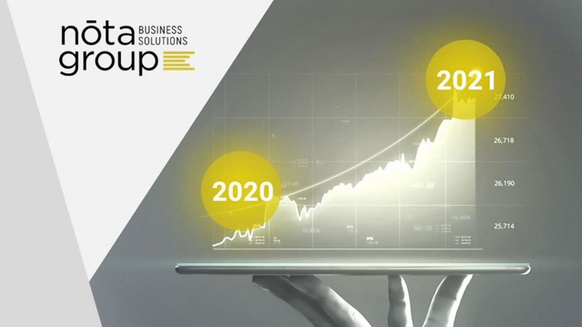 Компанія Nota Group підвела підсумки 2020 та визначила стратегічні напрямки розвитку поточного року