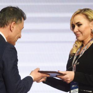 СЕО «Октава Капітал» Тетяна Андріанова взяла участь в церемонії нагородження лауреатів щорічної премії «Банки року 2021»