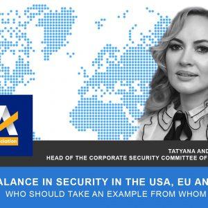 СЕО ГК «Октава Капітал» Тетяна Андріанова взяла участь в комплексному інтерв'ю щодо особливостей збереження гендерного балансу в безпеці США, ЄС та України