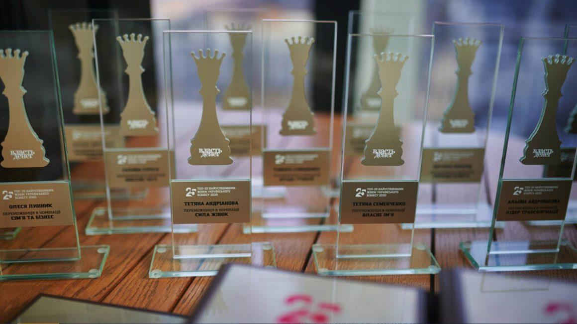 СЕО «Октава Капітал» Тетяну Андріанову відзначено престижною нагородою ТОП-25 бізнес-леді України 2020 за версією журналу «Власть денег»